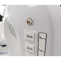Commandes du fauteuil de podologie FP46