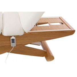 Table de massage à commande électrique