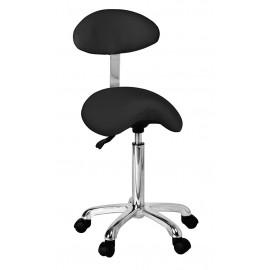 Chaise T22AB2 noire