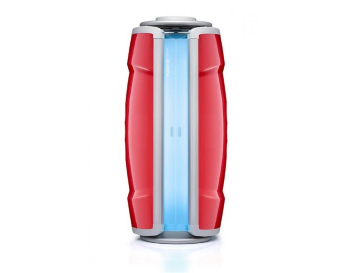 Solarium Hapro Proline 28V rouge