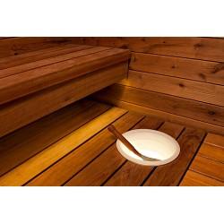 Seu illuminé sauna