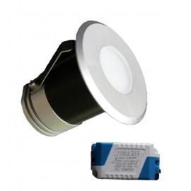 Spot LED avec transfo sauna