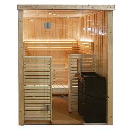 Sauna traditionnel S1616SV