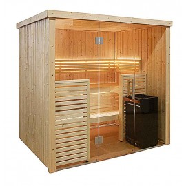 Sauna traditionnel finlandais S1620SV
