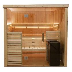 Sauna S1620SV fabriqué en Finlande