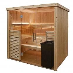 Sauna S1620SV pour 4 personnes