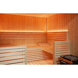 LED RGBW sauna