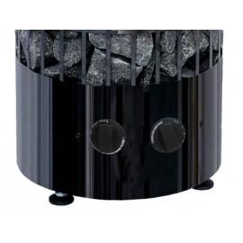 Bouton réglable Cilindro black