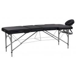 table de massage légère en aluminium