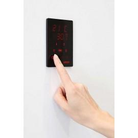 Tableau de commande tactile pour sauna