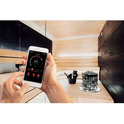 Appli Wifi pour Xenio sauna