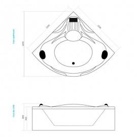 Plan balneo S150