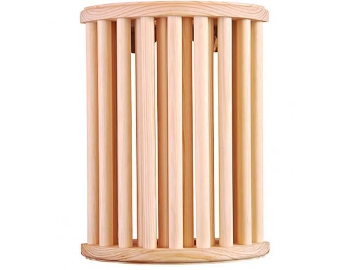 Abat jour d'angle sauna
