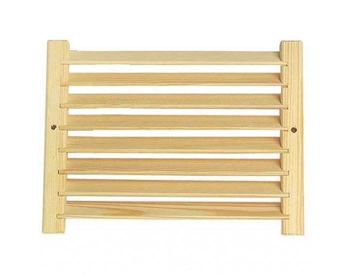 Grille ventilation sauna