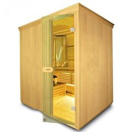 Sauna S2015 avec tous ses accessoires