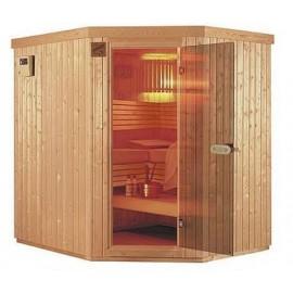 Sauna S2015R/L pour 4 personnes.