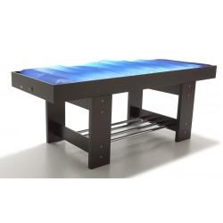 Table massage à eau
