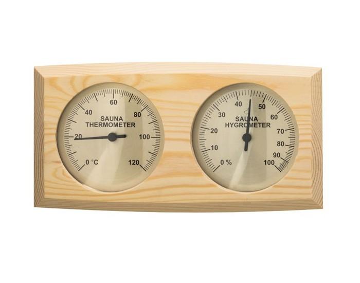 Thermometre hygrometre sauna TH20