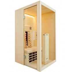 Sauna infrarouge 2 pour personnes
