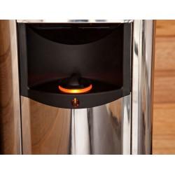 Bouton réglage poêle pour sauna the Wall de HArvia