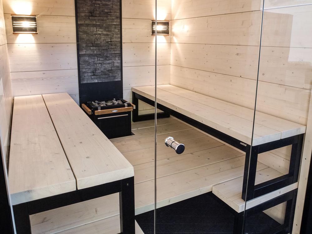 Revendeur Sauna HArvia