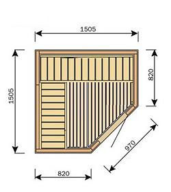 Plan-sauna-ir-SI1515R
