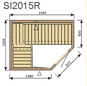 Plan infrarouge SI2015R