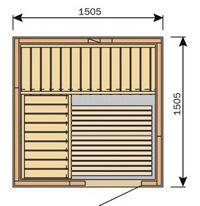 Plan-sauna-IR-SI1515