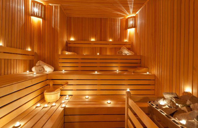 sauna professionnel